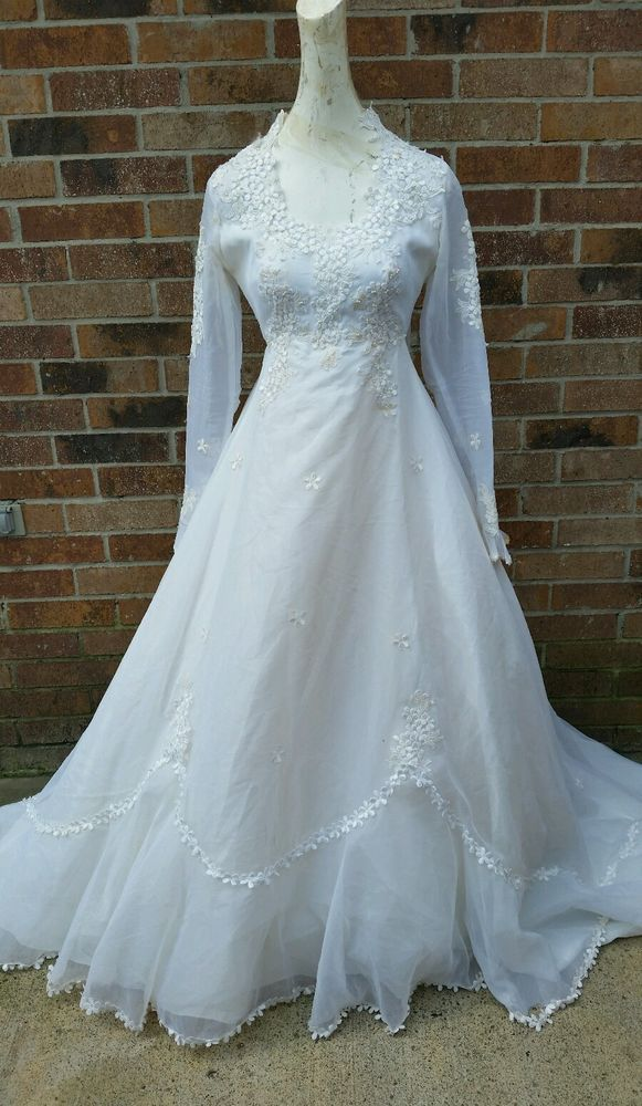 94 best Vintage wedding Dresses images on Pinterest | Homecoming ...