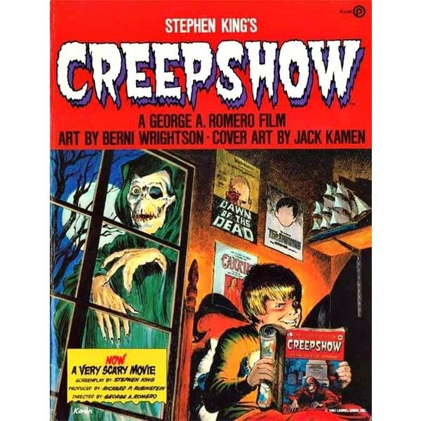 Creepshow (1982) ❤ liked on Polyvore featuring filler