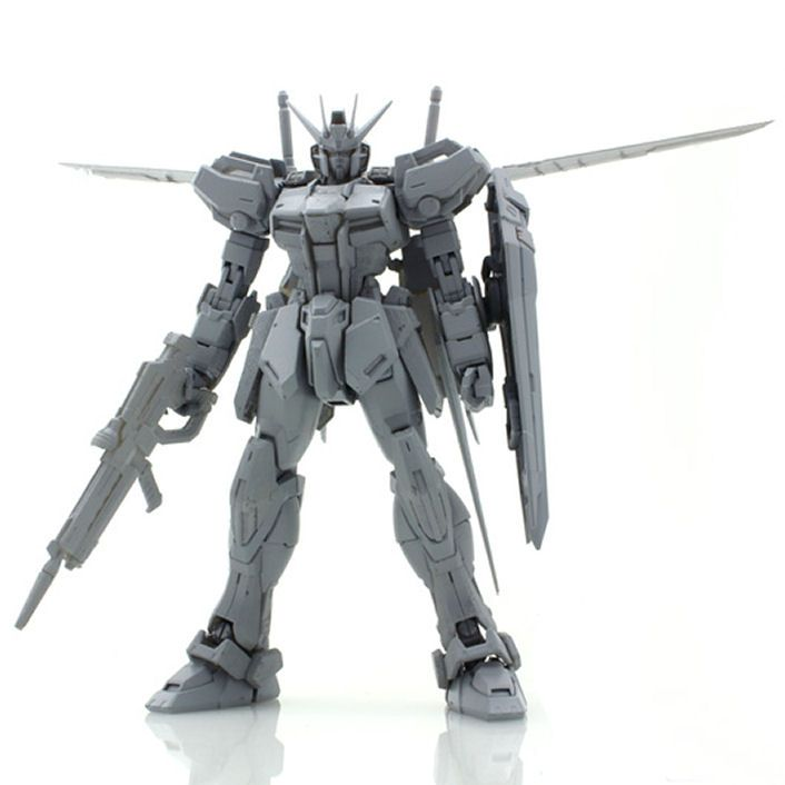 MG 1/100 Aile Strike Gundam [Remastered Custom]〈リマスターver.〉(仮): First Official Sample Kit Photoreview. No.12 Big Size Images, Infohttp://www.gunjap.net/site/?p=119760