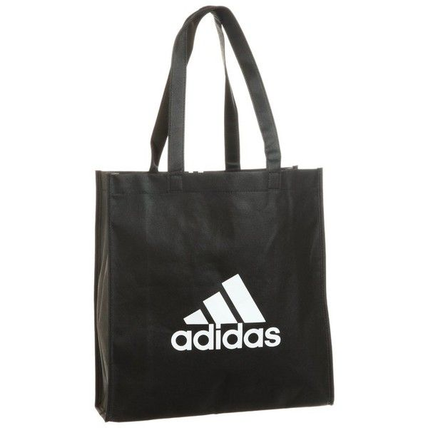 Adidas Adicolor Trefoil Shopper Bag/ Beach bag Shopping bag Gym Bag... (63 ARS) ❤ liked on Polyvore featuring bags and fillers