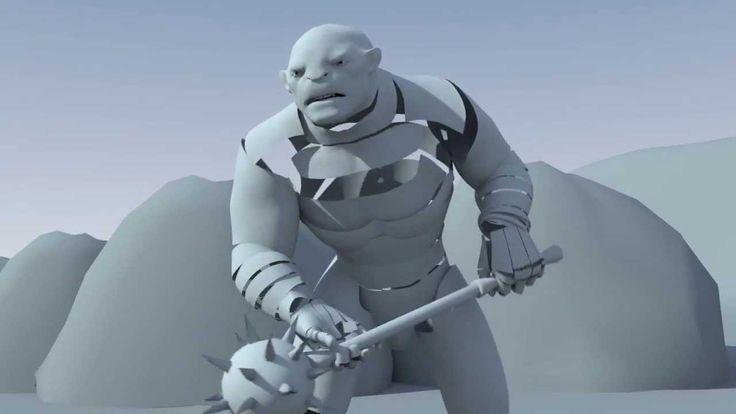 "CGI 3D Animation Demo HD: ""Animation Demo Reel"" by - Eduard Grigoryan"