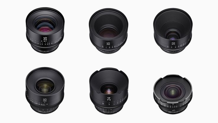 The Latest Lenses from Rokinon!