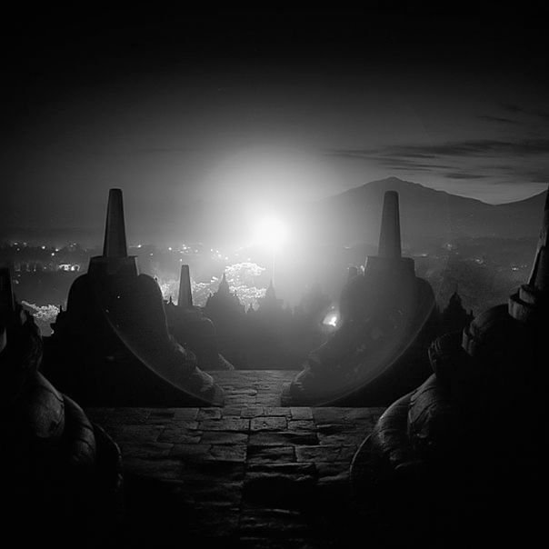The Borobudur Temple - Magelang - Indonesia  A New Dawn … by Hengki24
