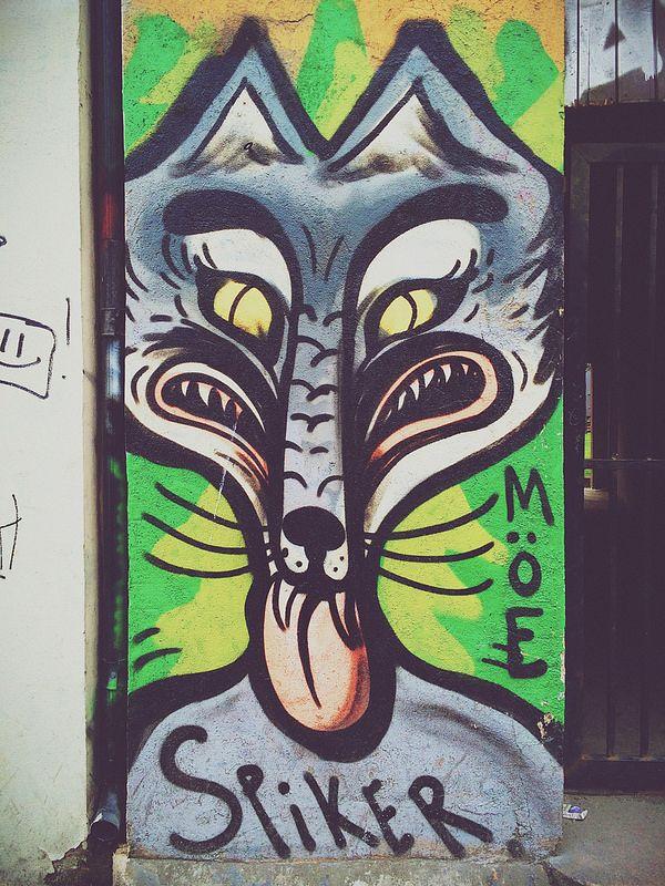 Spiker Wolf