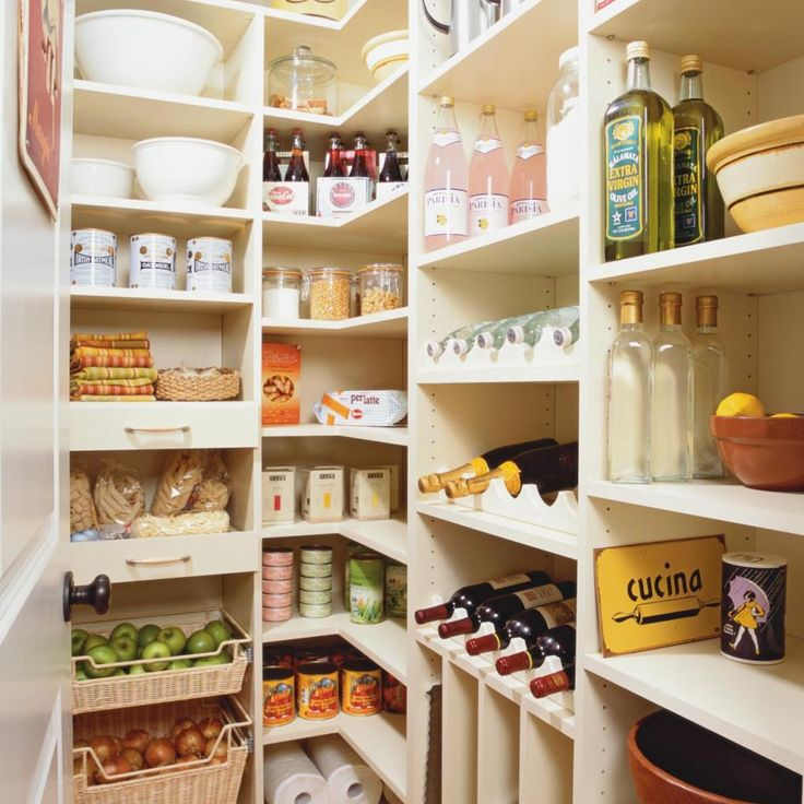 1000+ Ideas About Kitchen Pantry Cabinets On Pinterest
