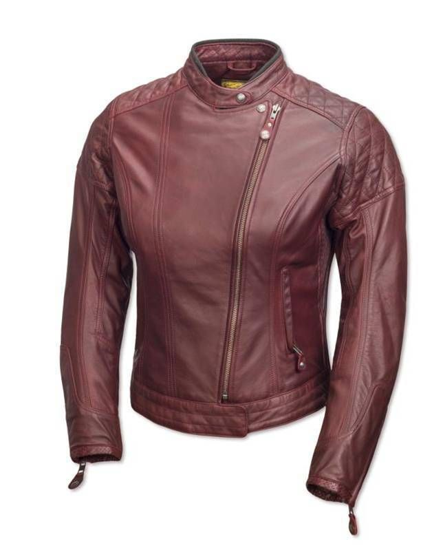 "ROLAND SANDS ""Riot"" - ladies jacket. The ""Little Sister"" of ""Clash""."