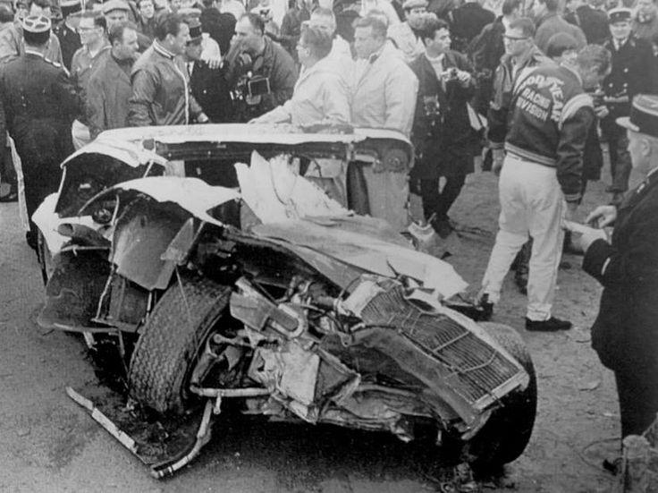 Walt Hangsen was tragically killed when he took his MkII