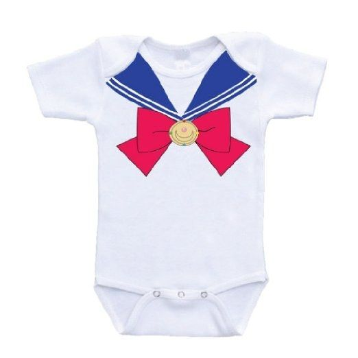 """This lil' onesie for your favorite Baby Moon. 