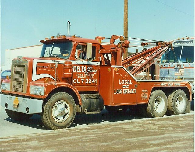 326 Best Tow Trucks Images On Pinterest Tow Truck