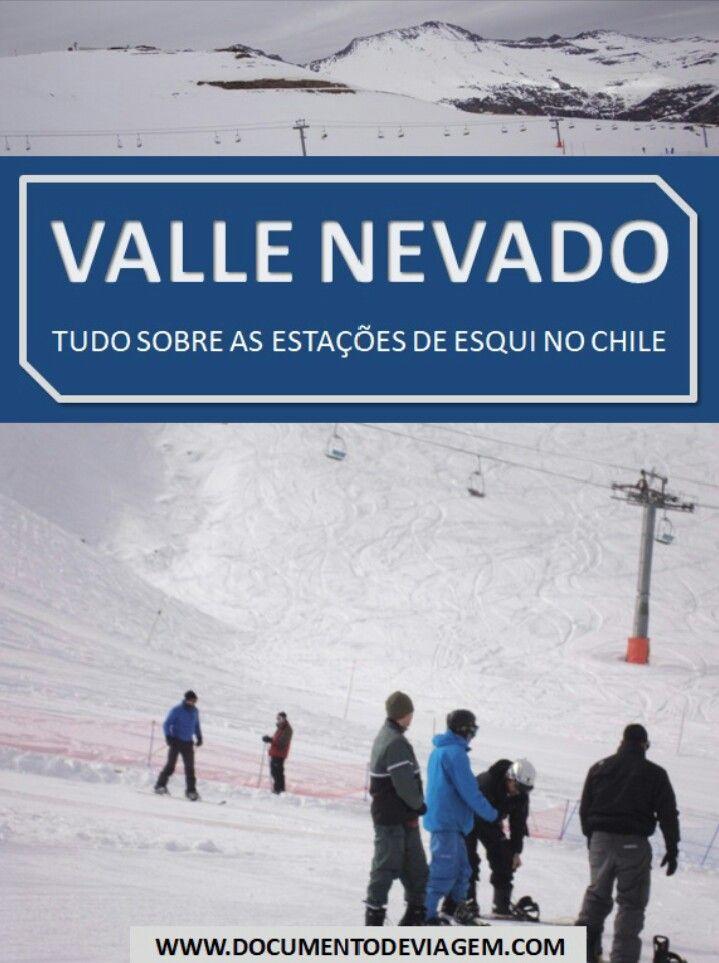 Se você tem o sonho de conhecer a neve ou reviver essa experiência, uma ótima opção é visitar os centros de esqui do Chile. A estações mais conhecidas estão próximas de Santiago, são elas: Valle Nevado, Farrellones, El Colorado e La Parva.