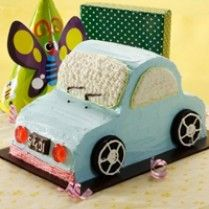 CAKE ULTAH MOBIL | Sajian Sedap http://bit.ly/L4zTij