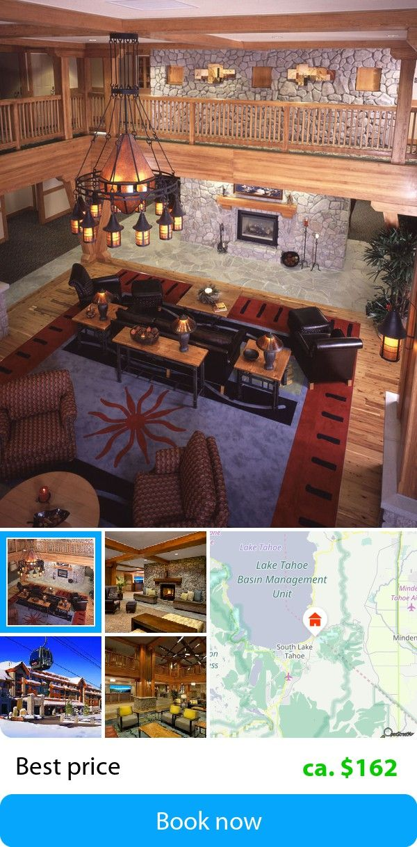Grand Residences by Marriott - Lake Tahoe (South Lake Tahoe, USA) – Book this hotel at the cheapest price on sefibo.
