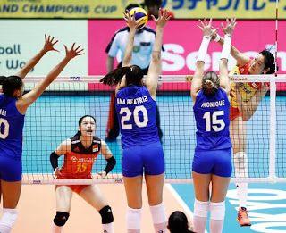 Blog Esportivo do Suíço:  Brasil começa mal, reage, mas é batido pela China após dramático tie-break