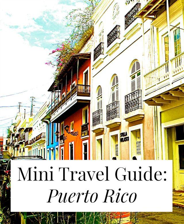 Best 25 puerto rico trip ideas on pinterest san juan for Puerto rico vacation ideas