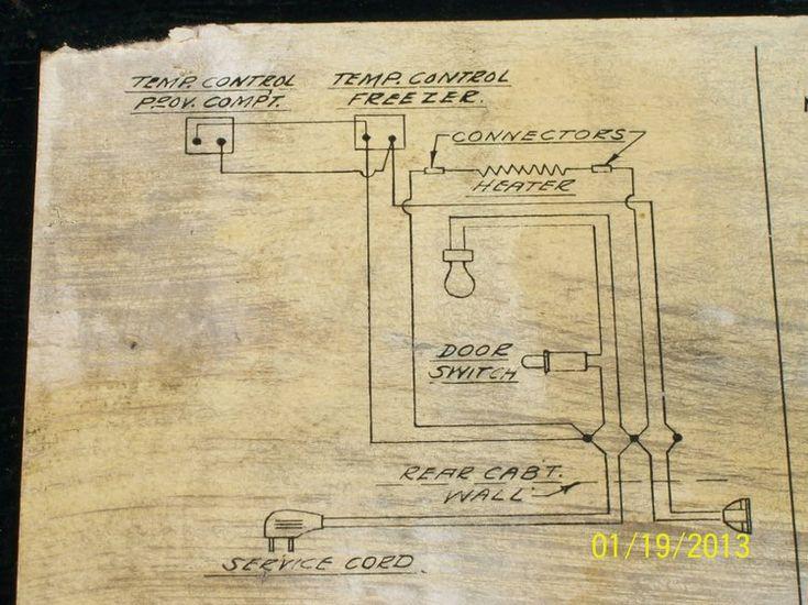 1954 ge refrigerator wiring diagram example electrical wiring rh huntervalleyhotels co GE Refrigerator Model 25 Schematic GE Refrigerator Model Number List
