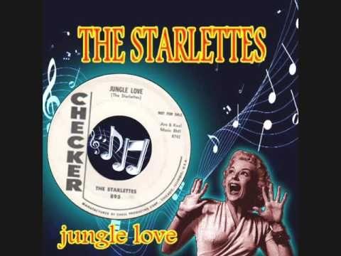 the starlettes - jungle love