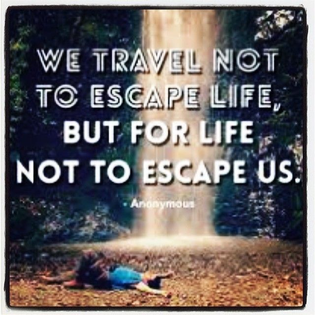 Travel Escape Quotes: 34 Best Images About Quotes About Travel On Pinterest