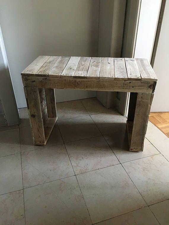 25 best ideas about petit banc en bois on pinterest. Black Bedroom Furniture Sets. Home Design Ideas