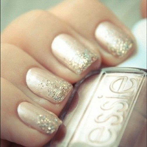 Simple & pretty DIY Prom Mani! -Samantha, Nordstrom BP. Fashion Board Blogger #Inspiration #Nails