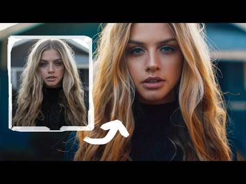 (14) Get Cinematic Color Grading With This Trick In Photoshop - YouTube