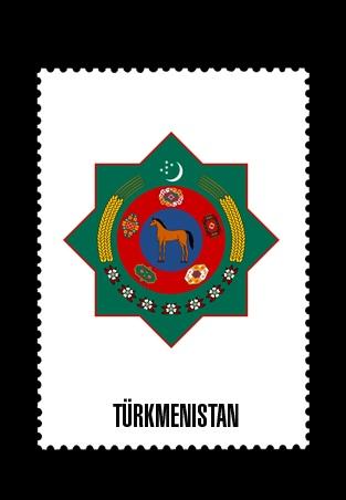 timbre, Turkmenistan