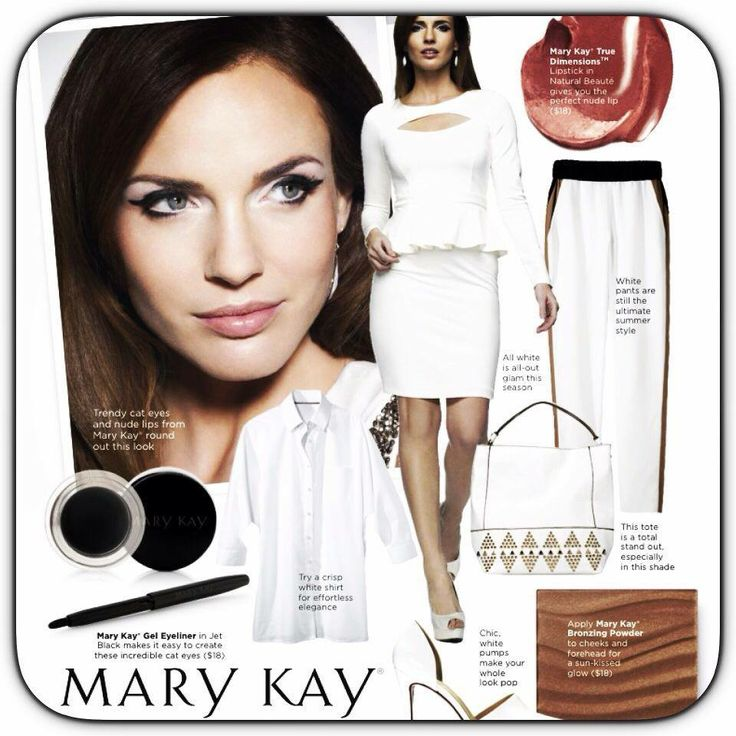 Mary Kay Get the Look! Simple for SUMMER!  http://www.marykay.com/sclutter Call or text 910-546-0417