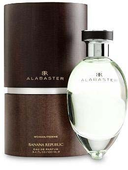 Alabaster /Banana Republic perfume - after so many years instill can't forget how this was my favorite perfume of choice , refreshing at first and then a calming sweetness.