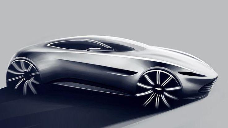DB10 Design by Aston Martin by http://ift.tt/1qWdyOy
