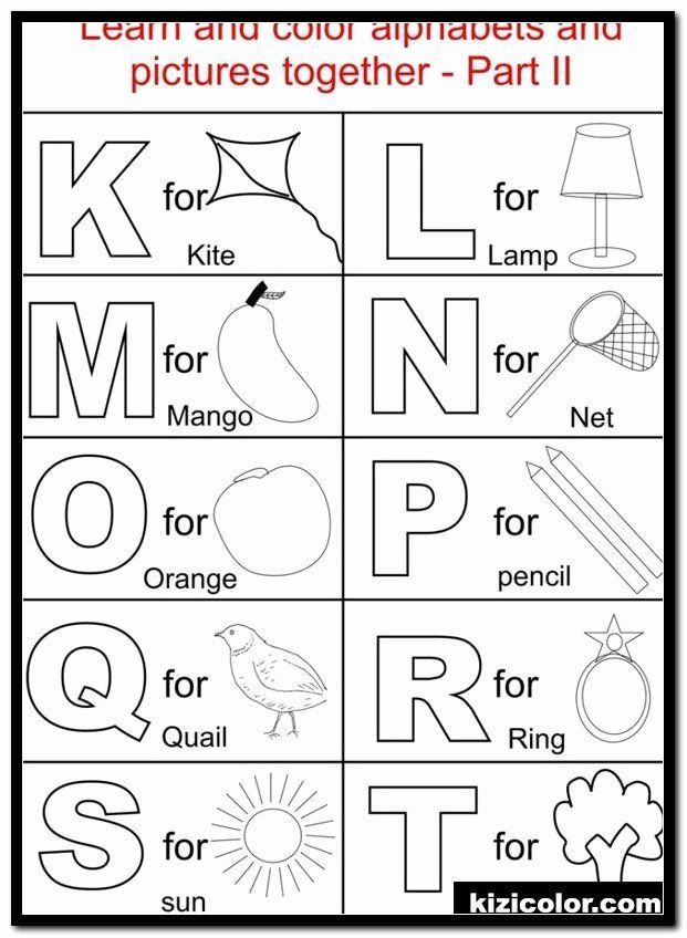 Coloring Pages Alphabet Printable Awesome Dÿz Free Printable Alphabet Coloring Pages For Kids 18 Preschool Coloring Pages Abc Coloring Alphabet Coloring Pages