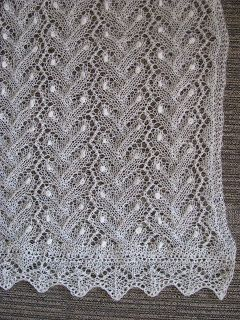 Lacey crafts, by Liina: lace knitting