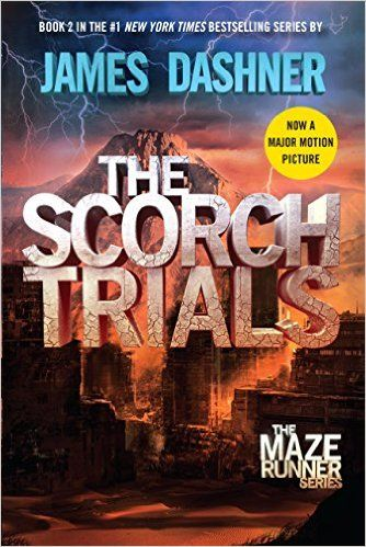 The Scorch Trials (The Maze Runner, Book 2), James Dashner - Amazon.com #BearsBooks