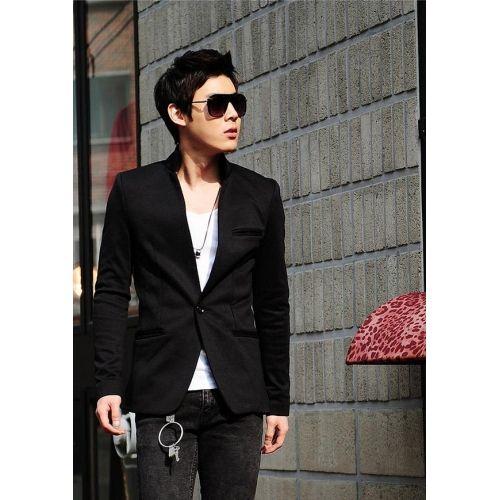 blazer hitam