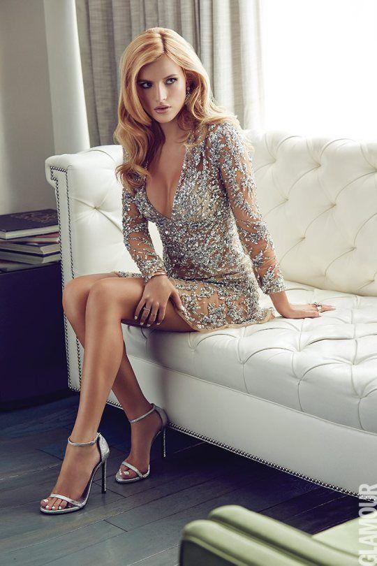 Белла Торн (Bella Thorne) в фотосессии Glamour Mexico