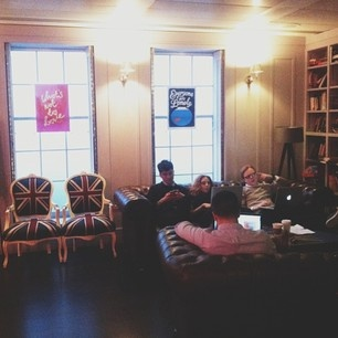 IC = Interns #AMVBBDO #London #berghs #ic #internship #interactive #communication