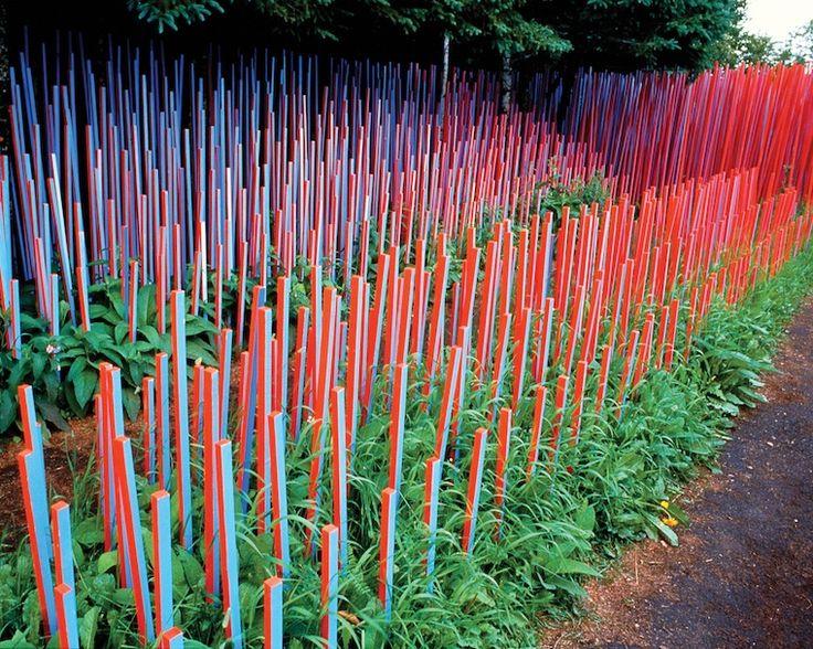Claude Cormier, Blue Stick Garden