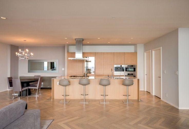 Luxury Condo Kitchen - Shangri-La Toronto