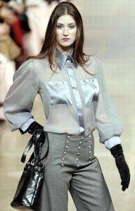Офисная мода: брюки, юбки и блузки для работы