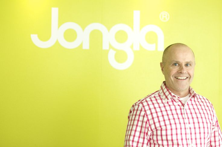 The father of Jongla. As the picture might tell, his a really nice guy and always keeps the spirit up at the office.
