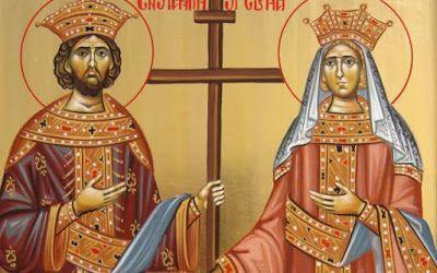 Blog personal: Sfintii Constantin si Elena http://www.bijuteriifrumoase.ro/