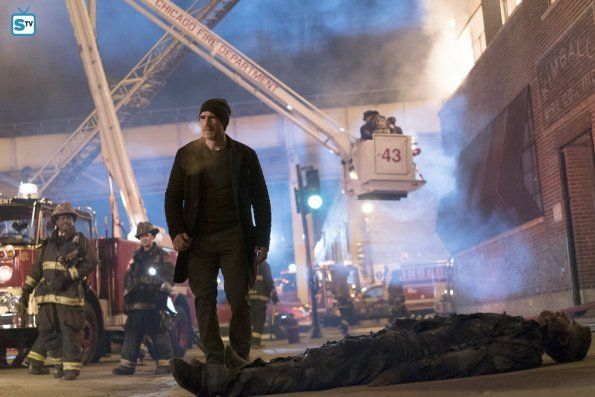 Olinsky - Chicago Fire 5x15