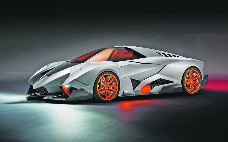 Top Wallpaper HD Lamborghini Egoista 2016 - http://www ...