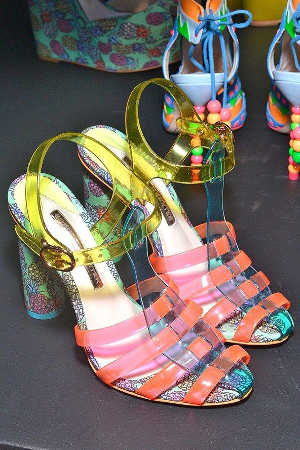 Sophia Webster womenswear, spring/summer 2015, London Fashion Week