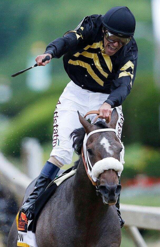 Gary Stevens (Oxbow) just won the 2013 Preakness Stakes...only months after a 7 year retirement, at the age of 53! And as for Oxbow, he was never factored to even be a contender by the racing public!