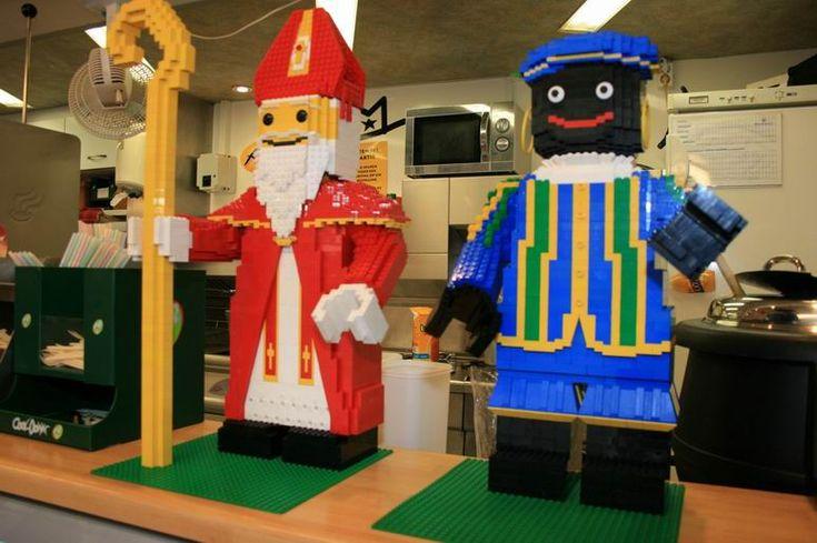 Lego Sint ben Piet
