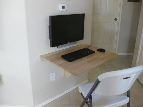 wall mounted fold down laundry table 1