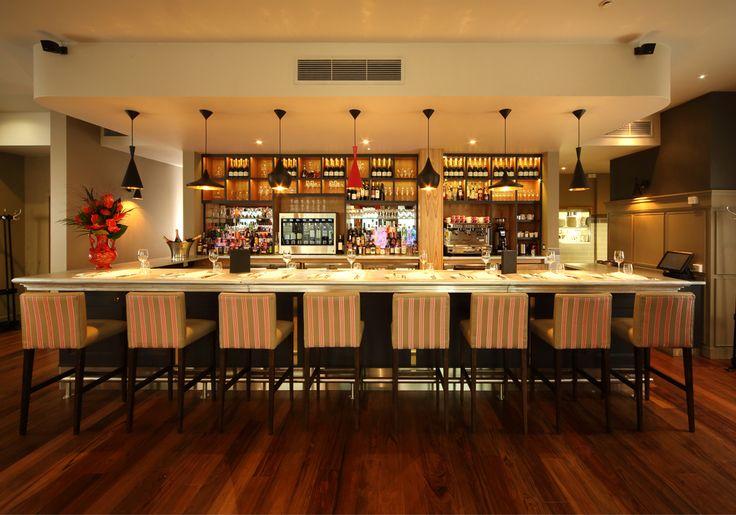 Classic Modern Bistro | 21 interior design by Ward Robinson | Newcastle upon Tyne | Bar Design