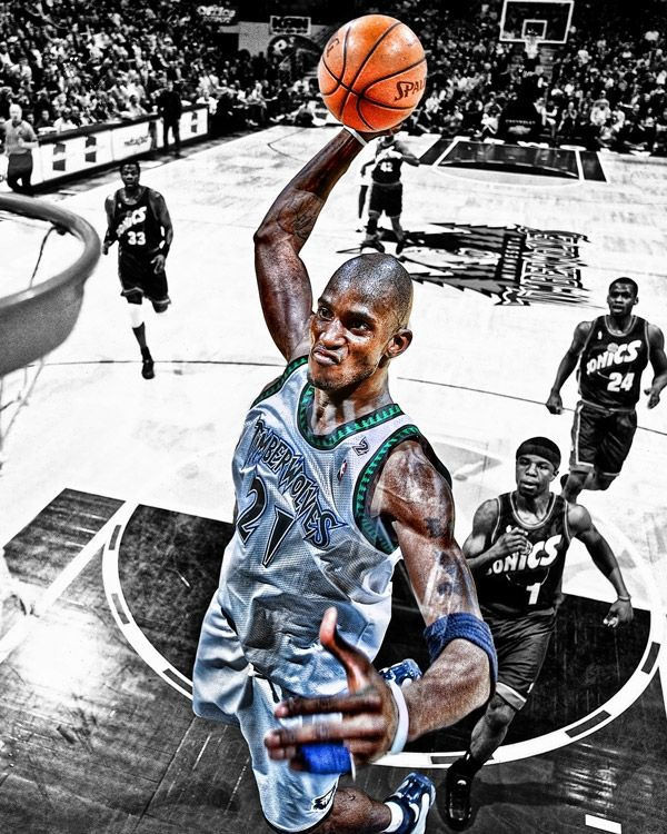garnett single men The 7-for-1 deal constitutes the largest number of players traded for a single player in league history  kevin garnett on facebook.