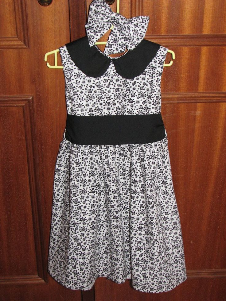 #vestido #dress #gola #collar #peterpan #partydress