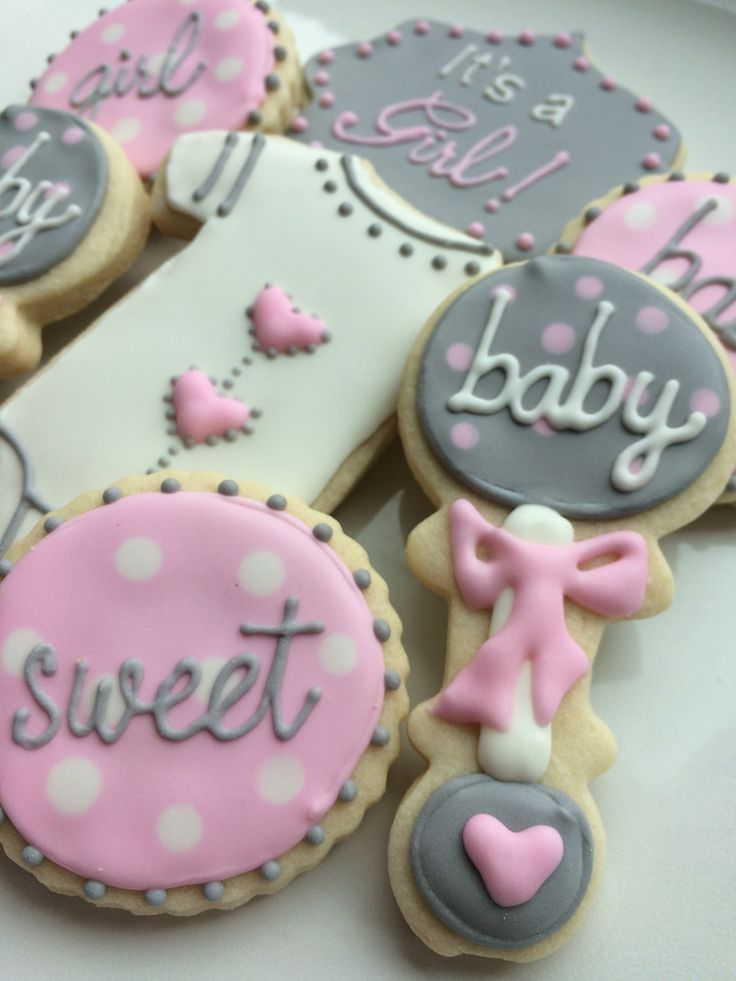 baby girl cookies baby shower cookies baby girls forward baby girl