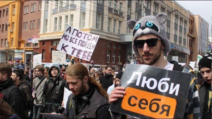 Новосибирск погрузился в «Монстрацию»